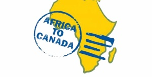 africa to canada